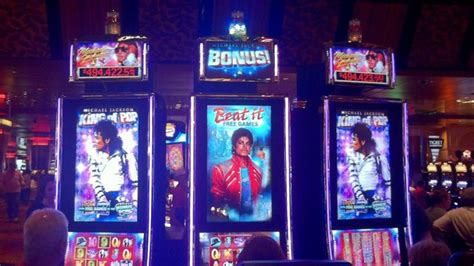 Bally Introduces 2nd MJ Slot Machine   Michael Jackson ...