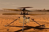 NASA reveals what the Mars Helicopter is really going to do
