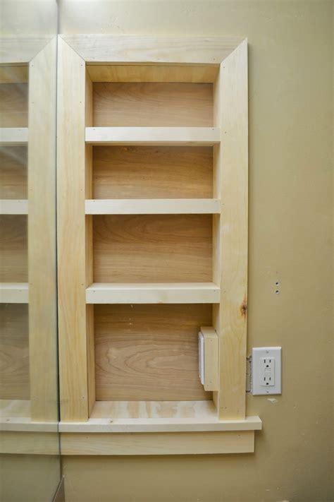 Shelves Built Into The Wall Pennsgrovehistorycom