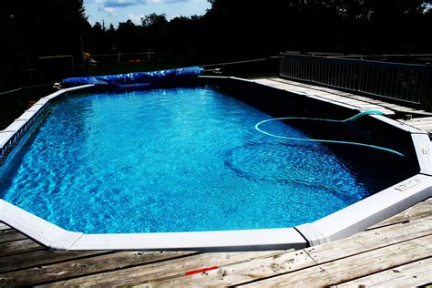 ground swimming pools designs shapes  sizes