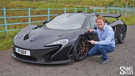 THIS is the McLaren P1! | REVIEW - YouTube