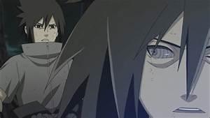 Madara stops Sasuke | Daily Anime Art