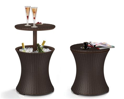 cool outdoor tables cool stool plastic stool chair keter