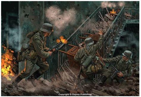 stalingrad rattenkrieg  johnny shumate wwii artwork