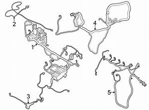 Ford Transit Connect Wire Harness  Wiring Assembly  27  2014
