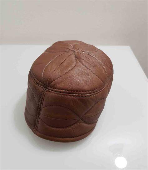 topi pet kulit tukangprint