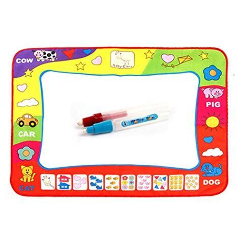finejo tapis de dessin aquadoodle pour enfants dessiner magiquement