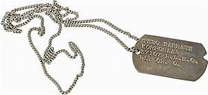 Why Do Soldiers Wear Two Dog Tags? | Synonym