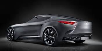Hyundai Genesis Coupe Tail Lights by Hyundai Hnd 9 Concept Previews New Genesis Coupe In Seoul