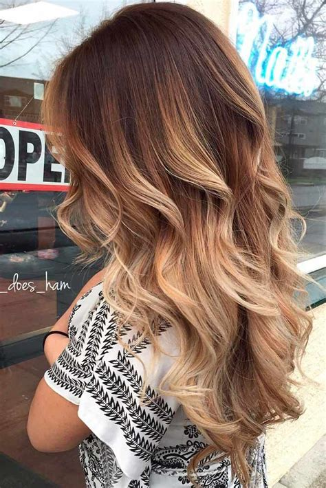 Red And Blonde Hairstyles