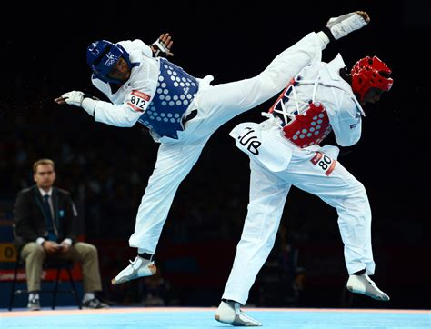 chika yagazie chukwumerije  olympics day  taekwondo