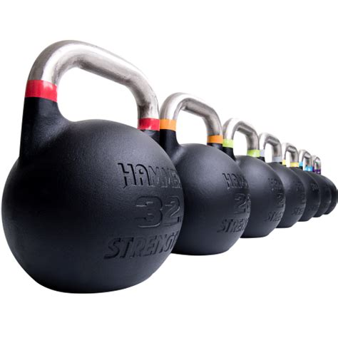 kettlebells competition hammer strength