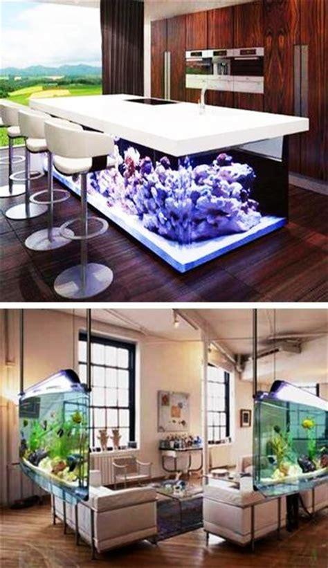 unusual aquariums  custom tropical fish tanks