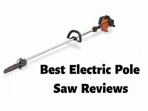 Short Buying Guide For Electric Pole Saws