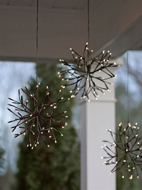 lighted branches led winter branch starburst battery