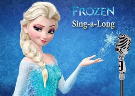 Sing-a-long To Disney Smash Frozen At St George's