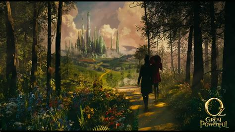Oz The Great And Powerful Full Hd Wallpaper And Background