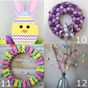 32 DIY Easter Decorations The Gracious Wife