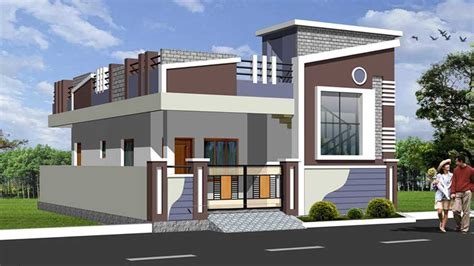 3d Building Elevation Designs For Single Floor Collection