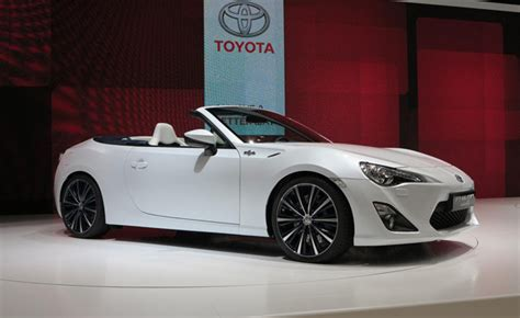 Toyota Scion Convertible by Scion Fr S Convertible Crossover On Their Way 187 Autoguide