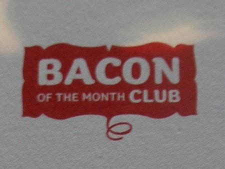bacon of the month club carlton farms dry cured bacon food gps