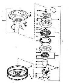 Harbor Breeze Ceiling Fan Light Wiring Diagram by Hunter Hunter Ceiling Fan Parts Model 22427 Sears