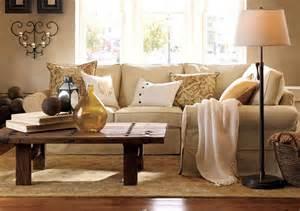 pottery barn living room home sweet home pinterest