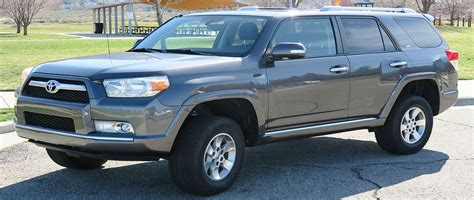 Toyota 4runners Are The Best Suv For These 5 Reasons