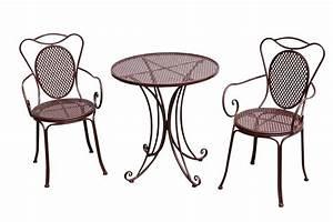 Gartenmöbel Set Metall Günstig : gartenset bistroset metall antik stil gartenm bel garnitur garten bistro braun g nstig online kaufen ~ Eleganceandgraceweddings.com Haus und Dekorationen
