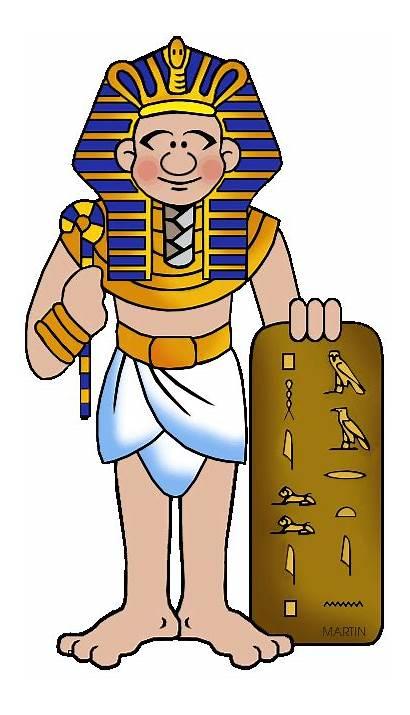 Egypt Clipart Egyptian Pharoah Joseph Ancient Clip
