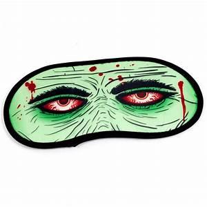 Masque De Nuit : masque de nuit sommeil zombie ~ Melissatoandfro.com Idées de Décoration