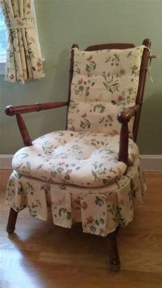 sold vintage child solid wood rocking chair wladder