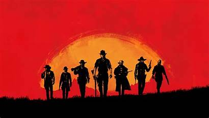 Sunset Gamer Games Dead Rockstar Sunrise Redemption