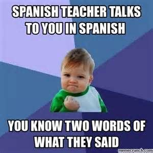 Funny Spanish Meme - 38 best general teaching stuff images on pinterest jokes class memes and gym