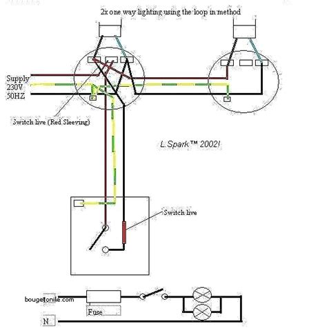 how to wire two switches to one light how to wire two lights to one switch diagram somurich