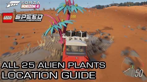 forza horizon  lego   alien plants location guide