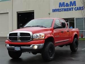 2006 Dodge Ram 2500 Slt    4x4    5 9l Diesel    6