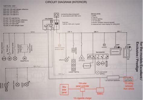 Elddi Caravan Wiring Diagram by 12v Battery And Solar Panel Installation Guide Hobby