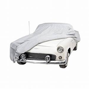 Ford Mustang Car Cover - Technalon 2 - Gray - Mirror PocketOn The Left Side - Hardtop And ...