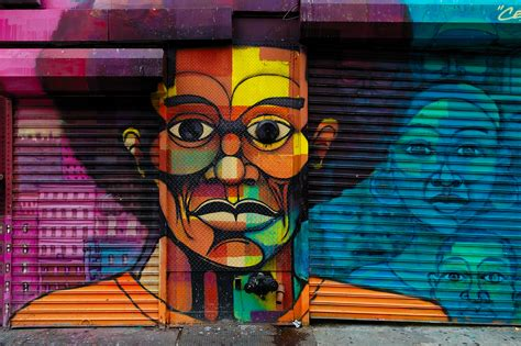 harlem graffiti  act  environmental justice