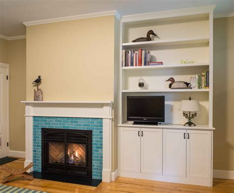 gas fireplace with built in cabinets fireplace with built in bookshelves wooden wall clipgoo