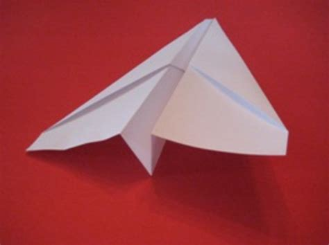 paper airplane dart instructions step beginners easy