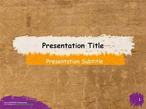 Creating Powerpoint Template Free Powerpoint Templates