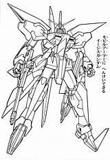 Gundam Coloring Mewarnai Gambar Dibujos Robot Kylo 색칠 Draw Ren 공부 Wing Seed Printable Colorear Dibujo Lineart 남자 Manga Sketch sketch template