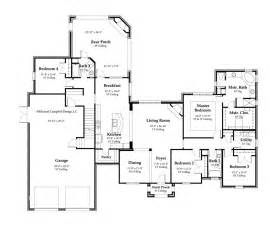 country house floor plans 2897 sq ft with bonus space above garage floor plans big p