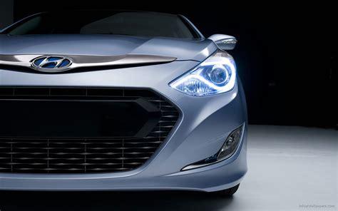 2011 Hyundai Sonata Hybrid Wallpaper