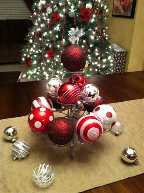 bauble table decorations 40 stunning christmas baubles decoration ideas christmas celebration