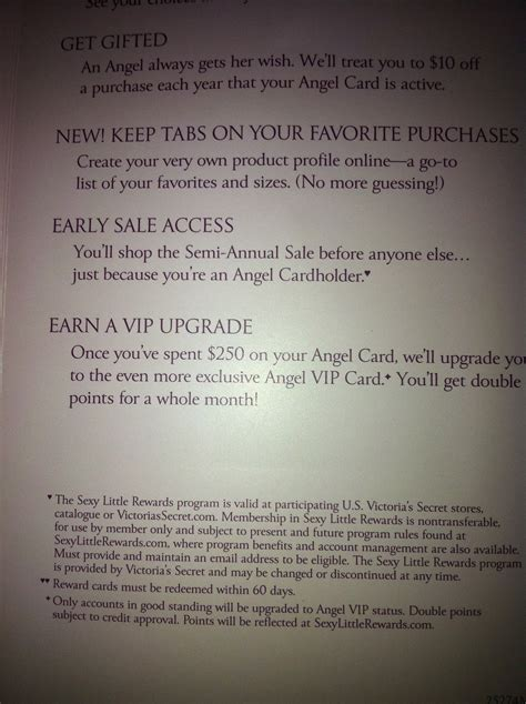 This is how you can avoid the late fees. Oh, Victoria's Secret. You Crack Me Up.