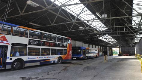 Stagecoach to sell Herne Bay High Street bus depot and ...