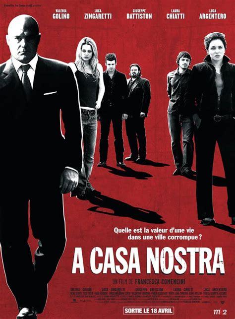 Casa Nostra by A Casa Nostra Critique Bande Annonce Affiche Dvd